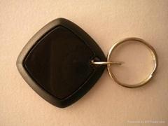 方形钥匙扣