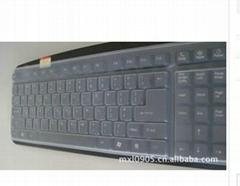 臺式機鍵盤保護膜通用型