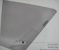 ipad2外壳贴膜
