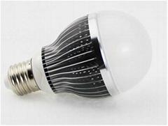 8W LED Fins Bulb Light