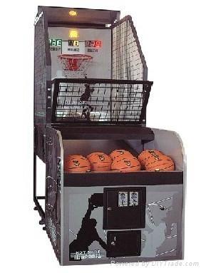 时尚街头篮球运动机-投篮机 1