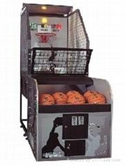 時尚街頭籃球運動機-投籃機