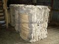 Air dried sheep skins