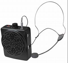 ATS2503 扩音器双解码方案
