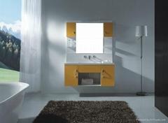 Artificial stone bathroom cabinet 2006