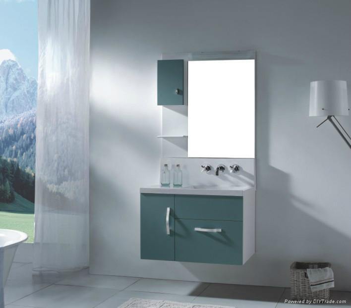 Artificial stone bathroom cabinet 2006 3