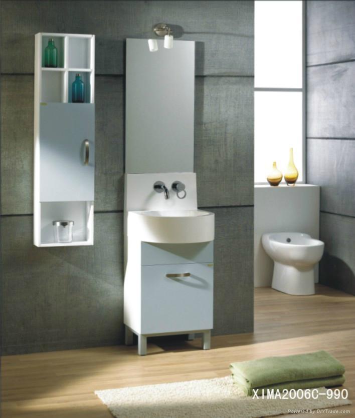 Artificial stone bathroom cabinet 2006 4