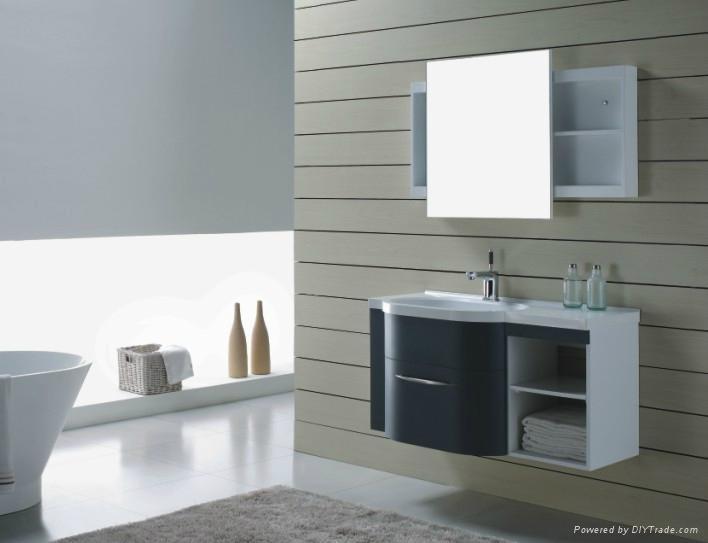 Artificial stone bathroom cabinet 2007 1