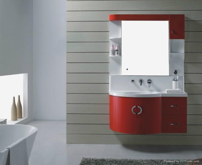 Artificial stone bathroom cabinet 2007 3