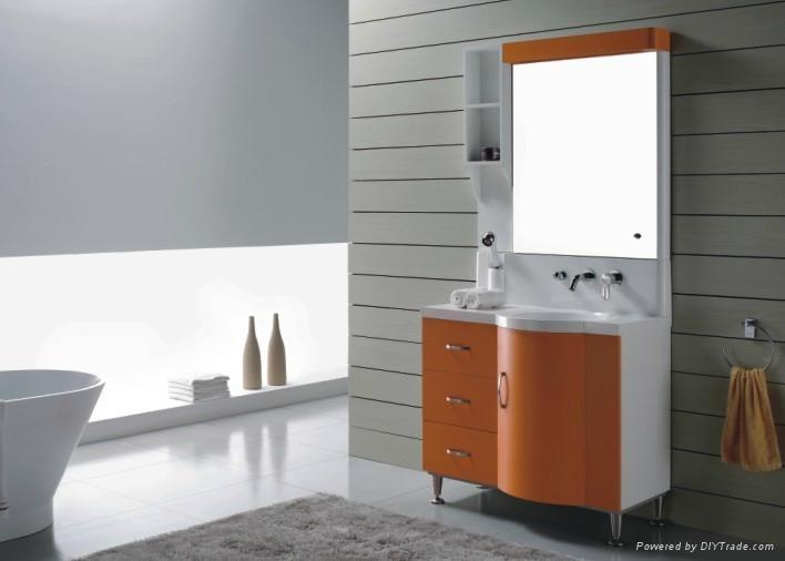 Artificial stone bathroom cabinet 2007 4