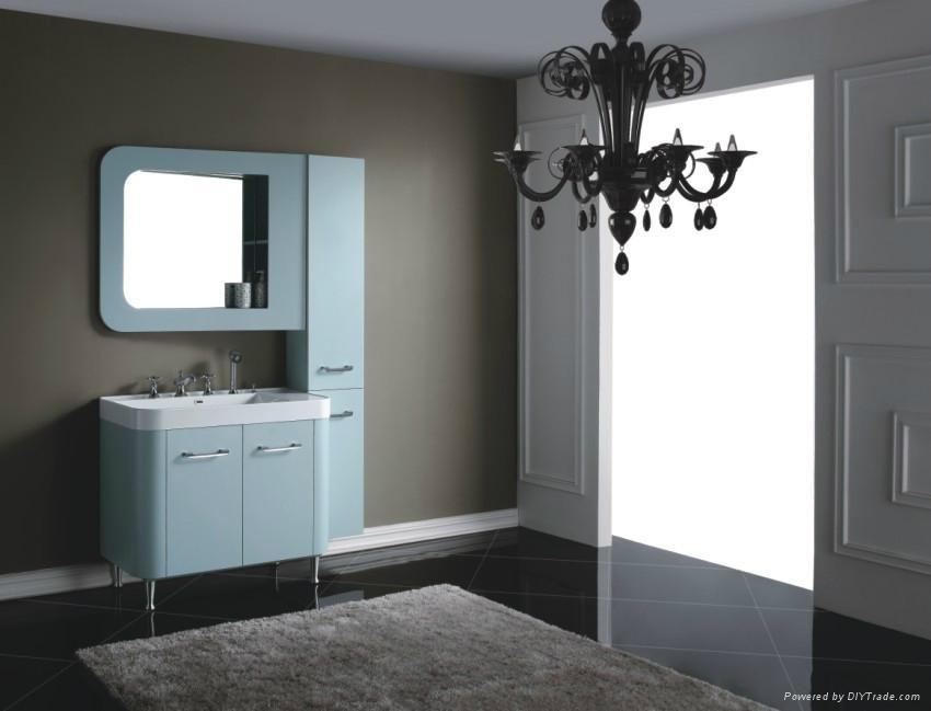 Artificial stone bathroom cabinet 2009 1