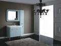 Artificial stone bathroom cabinet 2009
