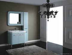 Artificial stone bathroom cabinet 2009