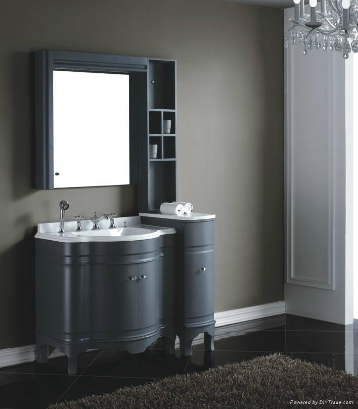 Artificial stone bathroom cabinet 2009 3