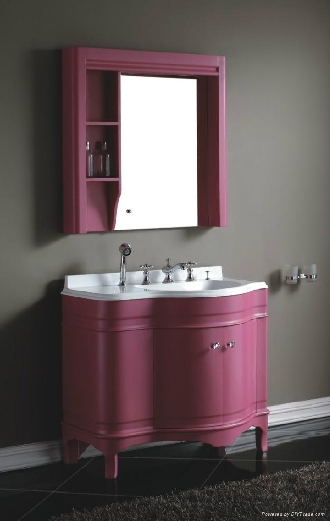 Artificial stone bathroom cabinet 2009 2