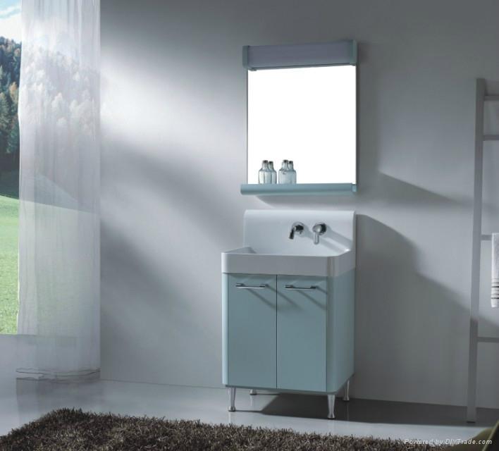 Artificial stone bathroom cabinet 2010 2