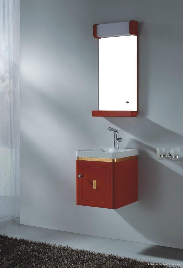 Artificial stone bathroom cabinet 2010 1