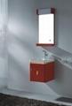 Artificial stone bathroom cabinet 2010