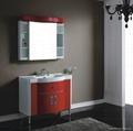 Artificial stone bathroom cabinet 2010 3