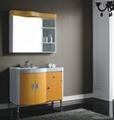 Artificial stone bathroom cabinet 2010 5