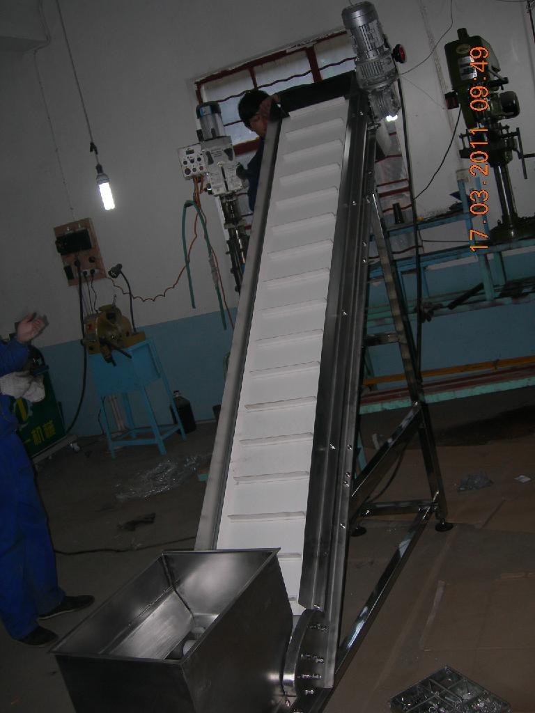 爬坡輸送機 3