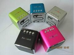 USB 迷你音響AS-01