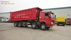 6*4  8*4  DumpTruck  Tipper Truck  Heavy Duty Truck