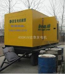 北京應急發電機租賃