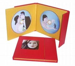 高檔CD木盒