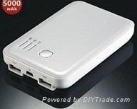 富瑞科供应双USB移动电源充电方案
