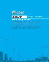 道路燈系列,現代專利產品