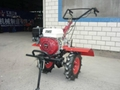 6.5hp gasoline ploughing machinery