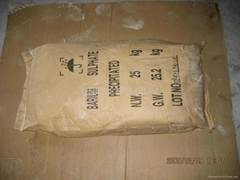 Precipitated barium sulphate MBS-325