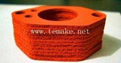 低密度硅胶发泡板
