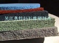 耐高溫硅膠發泡板