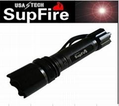 SupFire J-1 美國CREE LED Q5 強光手電