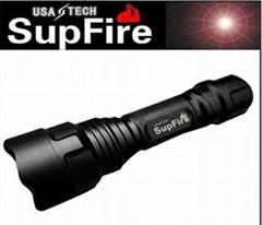 手電筒 神火 SupFire Q5 LED C8