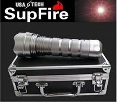 美國神火1600流明 HID24W強光手電筒