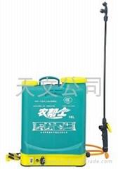 農幫士揹負式電動噴霧器NBS-16
