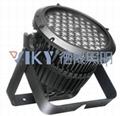 Waterproof IP67 3W*54pcs RGBW LED Par