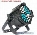 3w*36pcs RGB 3 in 1 lamps High power led