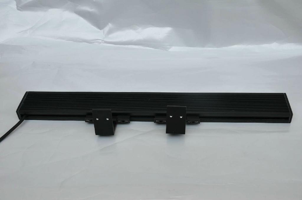 Waterproof IP66 led wall washer light 1w*18pcs Edisons RGB lamps  4