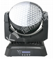 Osram 3W*108pcs RGBW moving head with 7-50 degree zoom