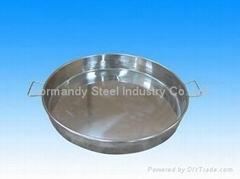 Stainless steel deep drawing strip