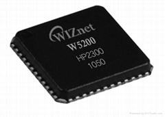 W5200 體積超小的以太網芯片