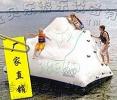 蘇州愛貝樂充氣冰山