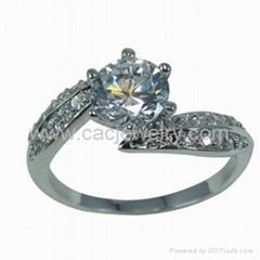 纯银戒指  PER7191