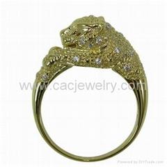 纯银戒指 Ring PER7225