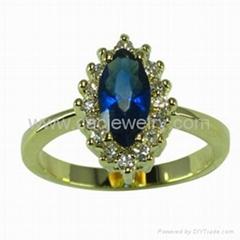 纯银戒指 Ring PER8356