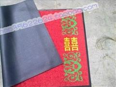 专业定制广告logo地毯